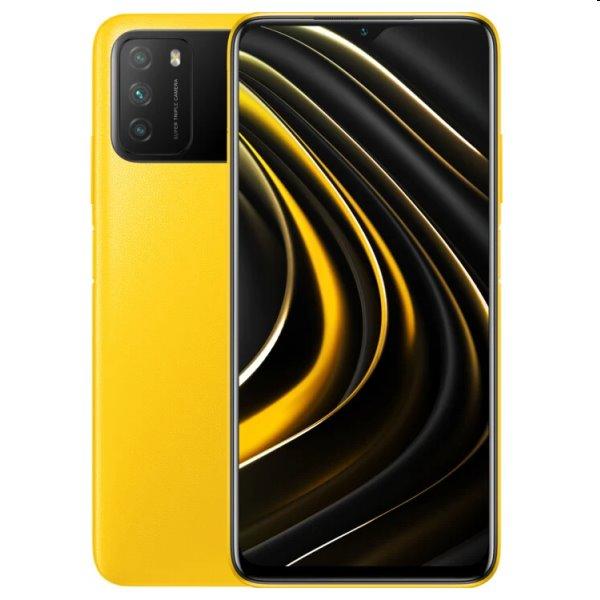 Xiaomi Poco M3, 4/128GB, yellow