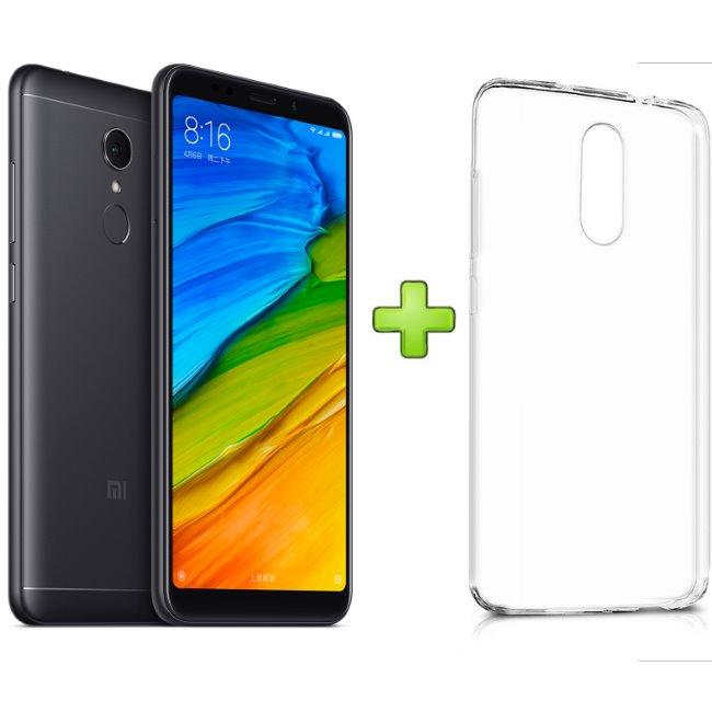 Xiaomi Redmi 5, 2/16GB, Dual SIM, Black-CS distribuce-rozbalené zboží