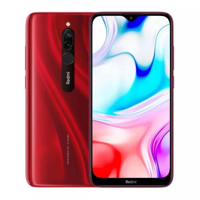 Xiaomi Redmi 8, 3GB/32GB, Dual Sim, Red