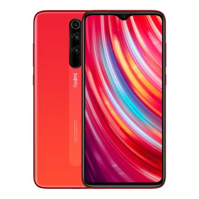 Xiaomi Redmi Note 8 Pro, 6/64GB, Dual SIM, Coral Orange