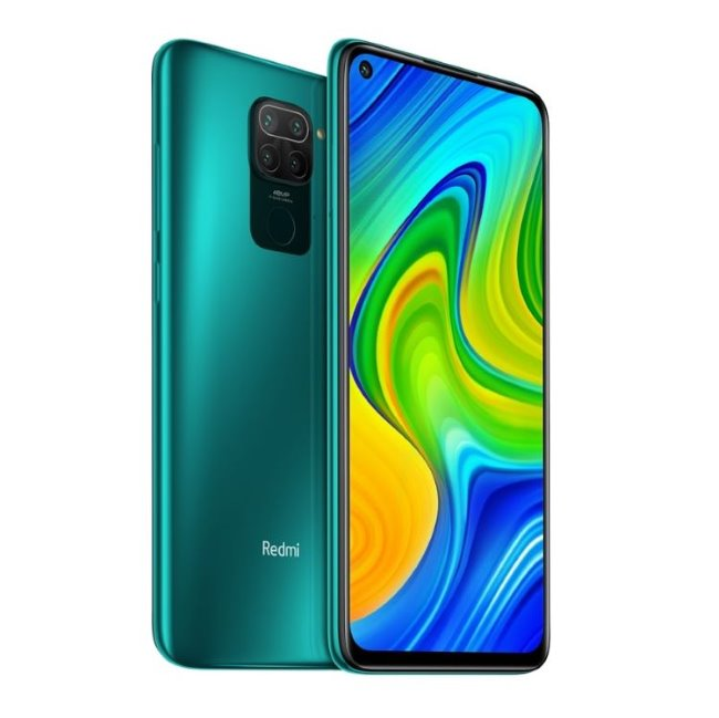 Xiaomi Redmi Note 9, 3/64GB, Green