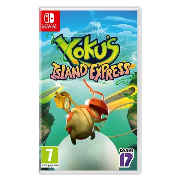 Yoku 's Island Express