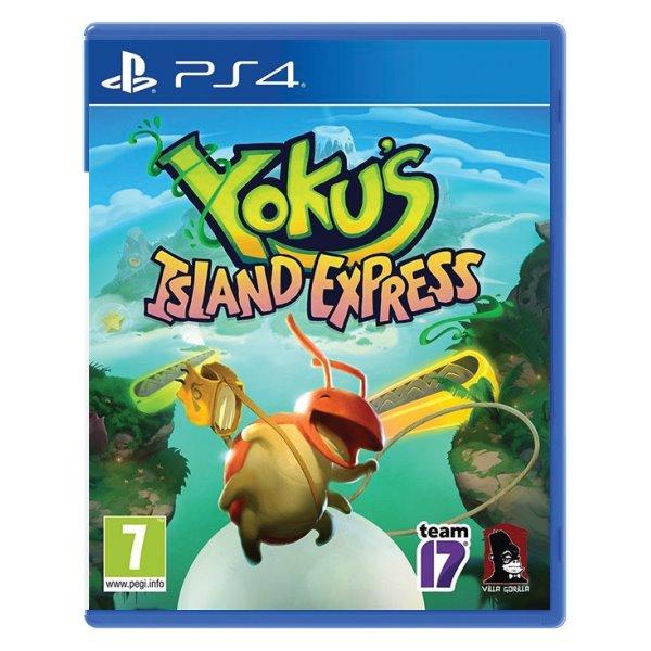 Yoku 's Island Express PS4