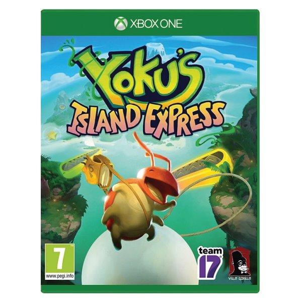Yoku 's Island Express XBOX ONE