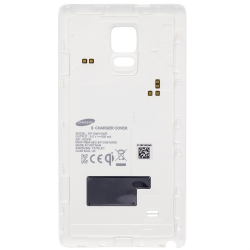Zadní kryt Samsung Wireless Charging EP-CN915I pro Samsung Galaxy Note Edge - N915F, White