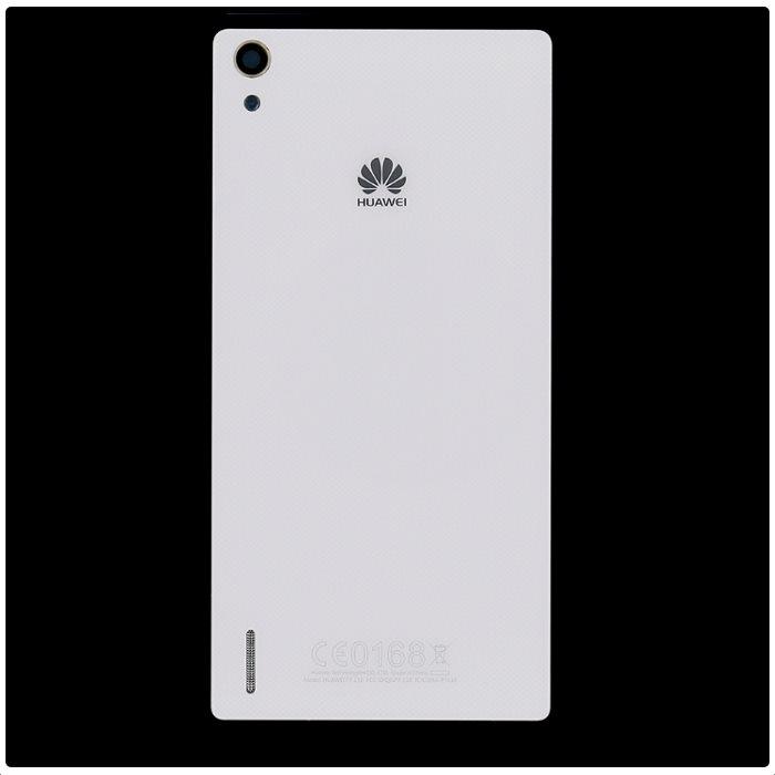 Zadní náhradní kryt (kryt baterie) pro Huawei Ascend P7, White