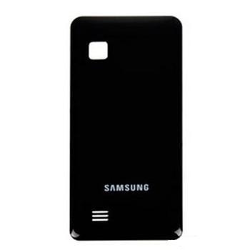 Zadní nahradní kryt pro Samsung S5260 Star II, Black