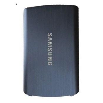 Zadní nahradní kryt pro Samsung S8500 Wave   Grey
