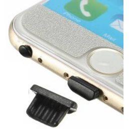 Záslepka micro USB konektoru (krytka microUSB)-5ks