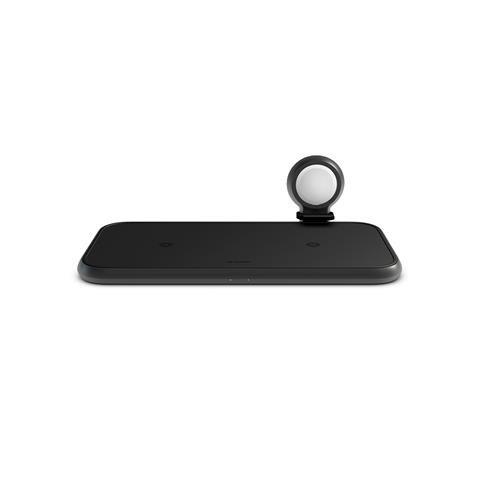 Zens Aluminium 4-in-1 Wireless Charger (s Apple Watch MFi káblom)