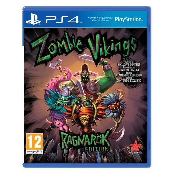 Zombie Vikings (Ragnarok Edition) PS4