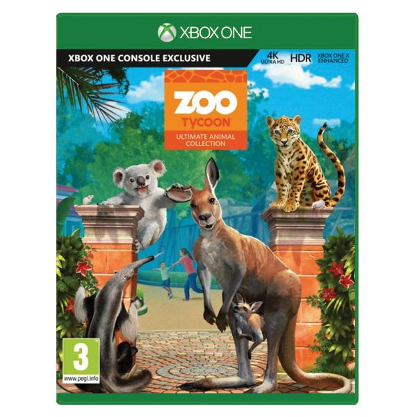 Zoo Tycoon (Ultimate Animal Collection)