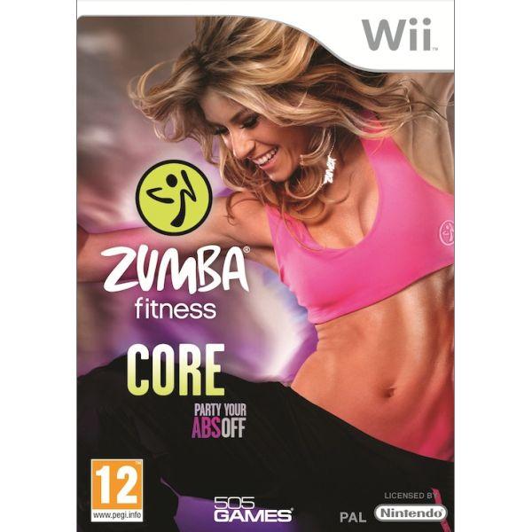 Zumba Fitness: Core Wii