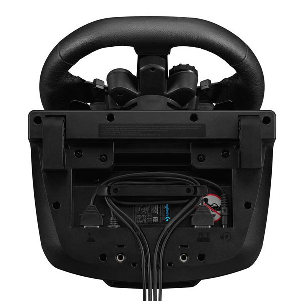Logitech G923 Racing Wheel and Pedals pro PS4 a PC