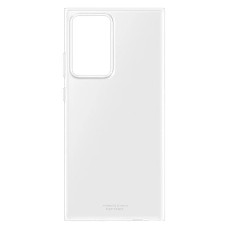 Pouzdro Samsung Clear Cover pro Galaxy Note 20 Ultra 5G-N986B, transparent (EF-QN985TTE)