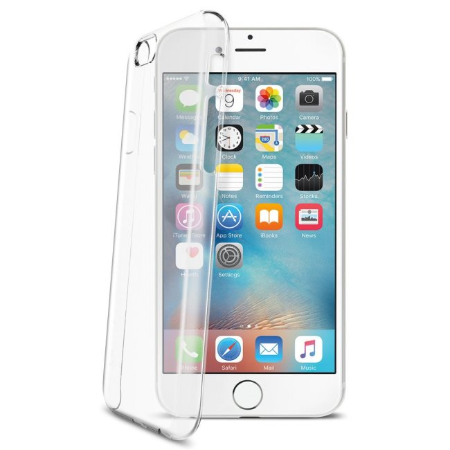 Pouzdro Spigen Thin Fit pro Apple iPhone 6 a 6S, Crystal Clear