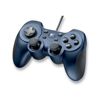 Gamepad Logitech Rumblepad II