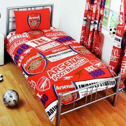 Obliečky Arsenal Patch Single Duvet Set