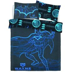 Obliečky Batman Wayne Industries Double (DC)