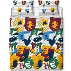 Obliečky Harry Potter Stickers Rotary Double