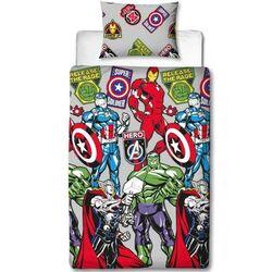 Obliečky Marvel Avengers Stickers Single