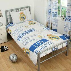 Obliečky Real Madrid Patch Single