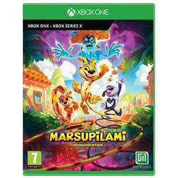 Marsupilami: Hoobadventure! (Tropical Edition)