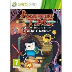 Adventure Time: Explore the Dungeon Because I Don't Know na supergamer.cz