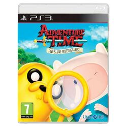 Adventure Time: Finn and Jake Investigations na supergamer.cz