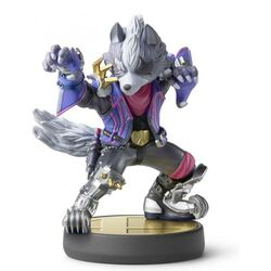 amiibo Wolf (Super Smash Bros.)