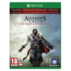 Assassins Creed CZ (The Ezio Collection) na supergamer.cz