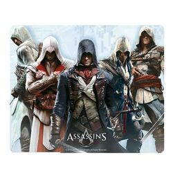 Assassins Creed Mousepad-Group na supergamer.cz