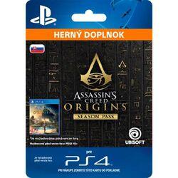 Assassins Creed: Origins CZ (SK Season Pass)