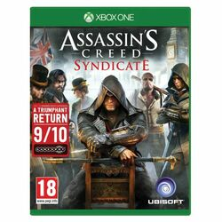 Assassins Creed: Syndicate na supergamer.cz