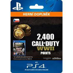 Call of Duty: WW2 Points - 2400 (CZ)