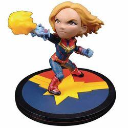 Captain Marvel Q-Figure 9 cm