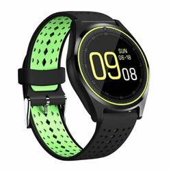 Carneo Crocs, Black-Smart hodinky