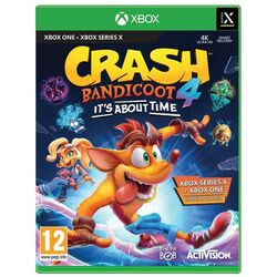Crash Bandicoot 4: It 'About Time na supergamer.cz