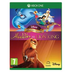 Disney Classic Games: Aladdin and The Lion King na supergamer.cz