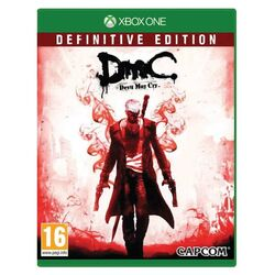 DMC: Devil May Cry (Definitive Edition) na supergamer.cz