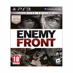 Enemy Front (Limited Edition) na supergamer.cz