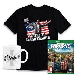 Far Cry 5 CZ + tričko + šálka