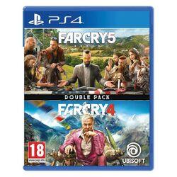 Far Cry 5 & Far Cry 4 (Double Pack)