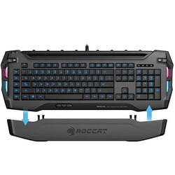 Herná klávesnica Roccat Skeltr RGB Gaming Keyboard, Grey