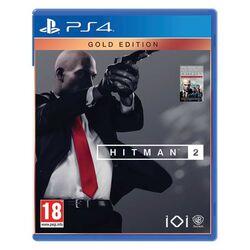 Hitman 2 (Gold Edition) - OPENBOX (Rozbalený tovar s plnou zárukou)