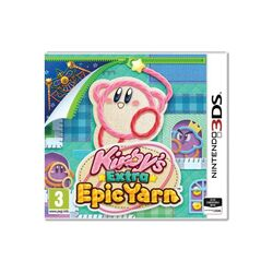 Kirby 's Extra Epic Yarn