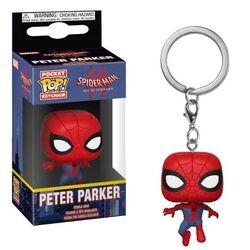 Kľúčenka Pocket POP! Spider-Man