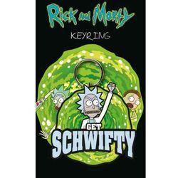 Klíčenka Rick and Morty Get Schwifty