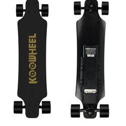 Koowheel Kooboard D3M v2 elektrický skateboard s 4300 mah baterií-OPENBOX (Rozbalené zboží s plnou zárukou)