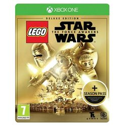 LEGO Star Wars: The Force Awakens (Deluxe Edition) na supergamer.cz